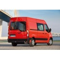 PACK ATTELAGE OPEL Movano 04/2010- (Fourgon Minibus seulement Traction) - rotule equerre - BOSAL