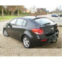 ATTELAGE CHEVROLET Cruze 2011- (J305) - RDSO demontable sans outils - BOSAL