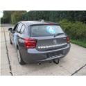 ATTELAGE BMW Serie 1 06/2011 - (F20 / F21 Sauf M1 3/5 portes) - RDSO Demontable sans outil - BOSAL