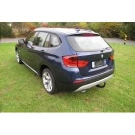 ATTELAGE BMW X1 10/2009- 4 X 4, 4X2 (E84) Sauf pare choc M et porte velo d'origine - RDSO Demontable sans outil - BOSALrotule