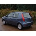 ATTELAGE FIAT PUNTO 2005- - RDSO Demontable sans outil - BOSAL