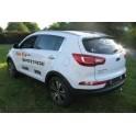 ATTELAGE KIA Sportage 8/2010- (4X4 (SL) 5 portes) - RDSO Demontable sans outil - BOSAL