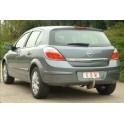 PACK ATTELAGE OPEL Astra H Coupe 03/2005-2011 (Sauf Cabriolet GTC Sauf OPC 3 portes) - Col de cygne - BOSAL