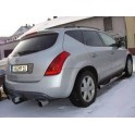 ATTELAGE NISSAN MURANO 2005- - RDSO Demontable sans outil - BOSAL