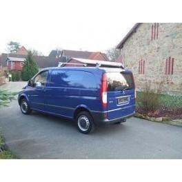 ATTELAGE MERCEDES Vito 10/2003- (Fourgon Minibus (639) - Col de cygne - BOSAL