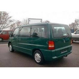 ATTELAGE MERCEDES VITO 1996-2003A - RDSO Demontable sans outil - BOSAL