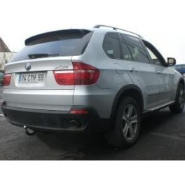 ATTELAGE BMW X5 2007 - RDSO Demontable sans outil - BOSAL
