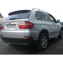 ATTELAGE BMW X5 02/2007-10/2013 4X4 (E70) Sauf pare choc M - RDSO Demontable sans outil - BOSAL