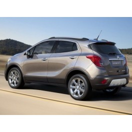 ATTELAGE CHEVROLET Trax 2013- (4X4, 4X2) - RDSO Demontable sans outil - BOSAL