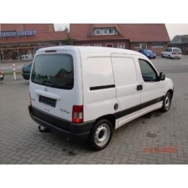 PACK ATTELAGE CITROEN Berlingo I 1996- (Fourgonnette Multispace incl. First) - rotule equerre - BOSAL