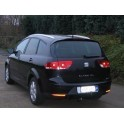 ATTELAGE SEAT Altea XL 10/2006 - (incl. Freetrack) - RDSO Demontable sans outil - BOSAL