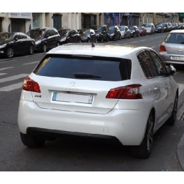ATTELAGE PEUGEOT 308 II 11/2013- (Sauf GTI et par choc Sport) - Col de cygne - BOSAL