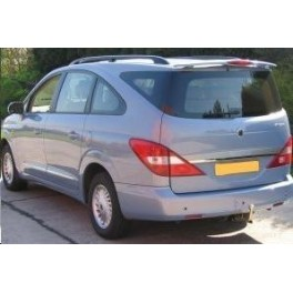 ATTELAGE SSANGYONG RODIUS 2005- - RDSO Demontable sans outil - BOSAL