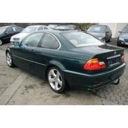 PACK ATTELAGE BMW Serie 3 Coupe 04/1999-08/2006 (Sauf M3 (E46) - Col de cygne - BOSAL