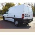 PACK ATTELAGE PEUGEOT Expert I 05/1997-2007 (Fourgon Minibus) - Col de cygne - BOSAL