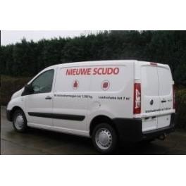 ATTELAGE PEUGEOT Expert II 2007- (Fourgon Minibus Vehicule L1 et L2) - RDSO Demontable sans outil - BOSALo