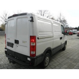 ATTELAGE IVECO DAILY 1999- - rotule equerre - BOSAL