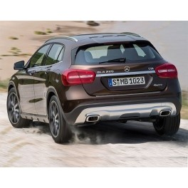 ATTELAGE MERCEDES GLA 2014- (X156, Excl AMG) - RDSO Demontable sans outil - BOSAL