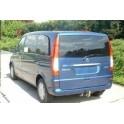 PACK ATTELAGE MERCEDES Classe V 1996-09/2003 (Fourgon Minibus (638 - 638/2) - Col de cygne - BOSAL