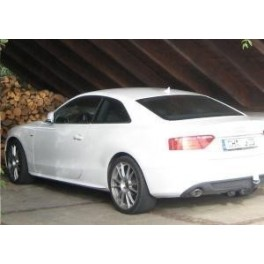 ATTELAGE AUDI A5 Coupe 06/2007- (inclus S5, exclu RS) - RDSO Demontable sans outil - BOSAL