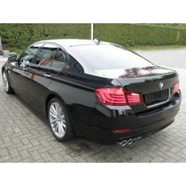 ATTELAGE BMW Serie 5 03/2010- incl. 4X4 Sauf ActiveHybrid incl. GT (F10 / F07) Sauf pare choc M - RDSO Demontable sans o,rotule