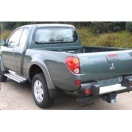 ATTELAGE MITSUBISHI L200 2006- (Pick-up 4X4 (KB) - Col de cygne - BOSAL