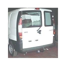 ATTELAGE FIAT Ducato Chassis 06/2006 - Sauf L4 / XL - rotule equerre - BOSAL