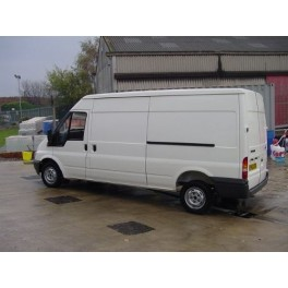 ATTELAGE FORD TRANSIT PICK-UP 1984-2000 - rotule equerre - BOSAL
