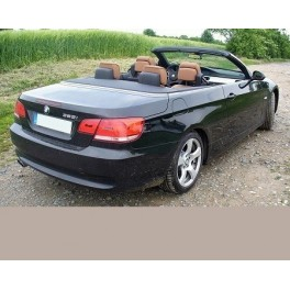 ATTELAGE BMW Serie 3 CABRIOLET 1993-03/00 (E36) - Col de cygne - BOSAL