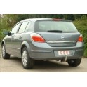 ATTELAGE OPEL ASTRA 2004- - RDSO Demontable sans outil - BOSAL