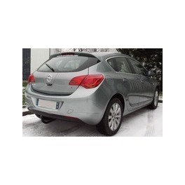 ATTELAGE OPEL Astra J Coupe 10/2011 - (GTC) - RDSO Demontable sans outil - BOSAL