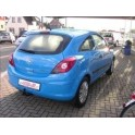 ATTELAGE OPEL CORSA 2006- - RDSO Demontable sans outil - BOSAL