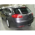 ATTELAGE OPEL Insignia Break 07/2008- (incl. 4X4 Sauf OPC) - RDSO Demontable sans outil - BOSAL