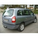 ATTELAGE OPEL ZAFIRA 1998- - RDSO Demontable sans outil - BOSAL