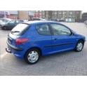 PACK ATTELAGE PEUGEOT 206 XS 1998-2009 (incl. Cabrio, GTi, XS, 16V, ) - Col de cygne - BOSAL