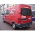 PACK ATTELAGE NISSAN Interstar 8/2002-11/2003 (Fourgon Minibus Sauf 5,5T (X70) - rotule equerre - BOSAL