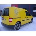 ATTELAGE VOLKSWAGEN Caddy III 2004- (incl. 4X4 incl. Maxi 2K Sauf GNV) - Col de cygne - BOSAL