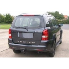ATTELAGE SSANGYONG REXTON 07/2006- - RDSO Demontable sans outil - BOSAL