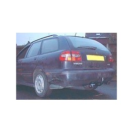 ATTELAGE VOLVO S40 2004- - RDSO Demontable sans outil - BOSAL