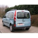 PACK ATTELAGE RENAULT Kangoo Express Compact 03/2009-04/2013 (Fourgonnette (FW / KW) - Col de cygne - BOSAL
